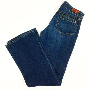 "Women's AG Jeans ""The Straight"" size 28"